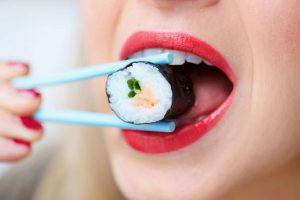 whole sushi