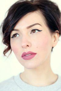 Keiko Lynn makeup