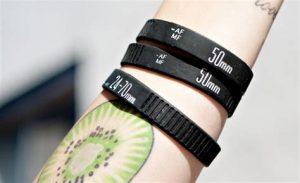 camera lens bracelet