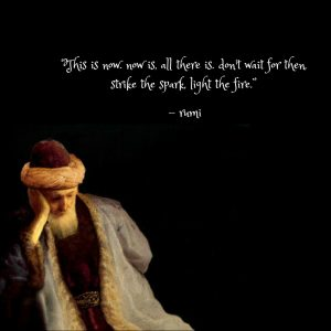 Celebrating divinity and sufism with Rumi the world's greatest mystical poet