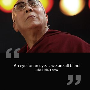 10 things the Dalai Lama has to say about love, compassion and the human race.