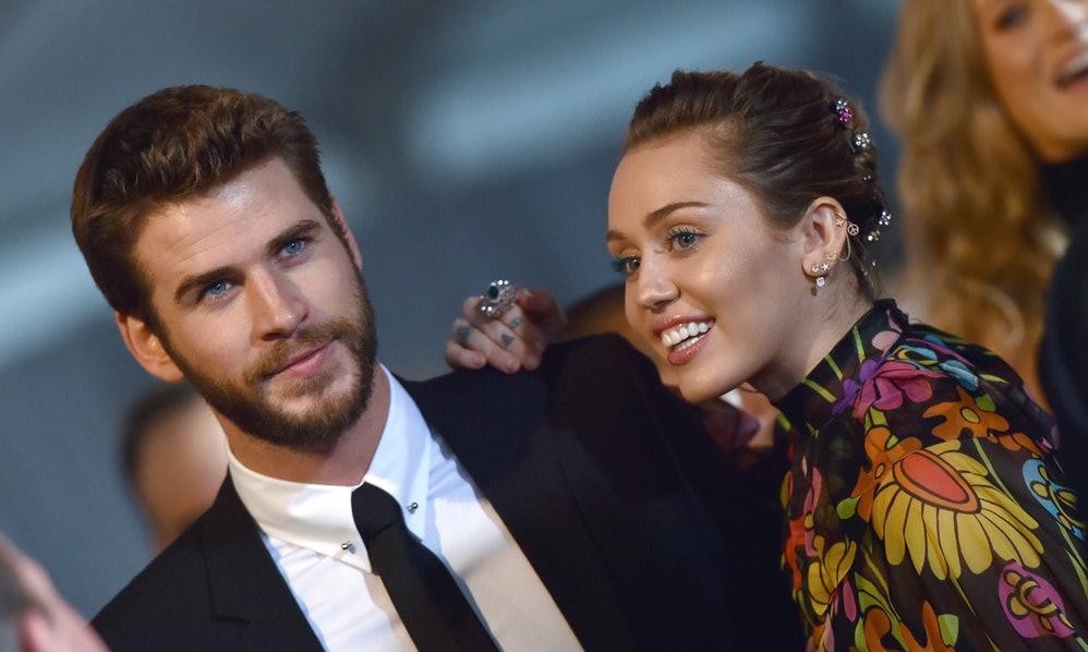 Miley- Liam