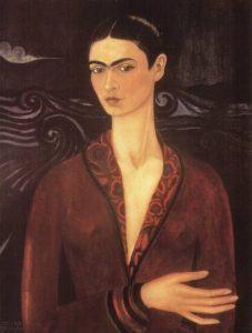 Frido Kahlo first selfie star in the world