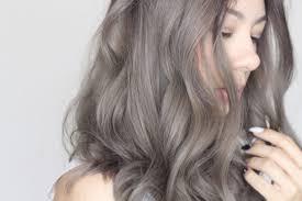 Ash Brown toned hair