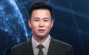 AI newsreader