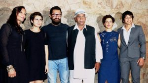 dangal cast with phogat sisters