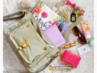 things in ladies bag