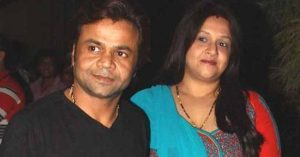 rajpal yadav and wife