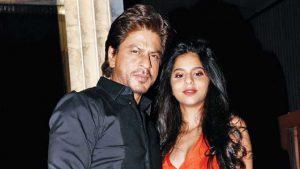 Shah Rukh Khan- Suhana Khan