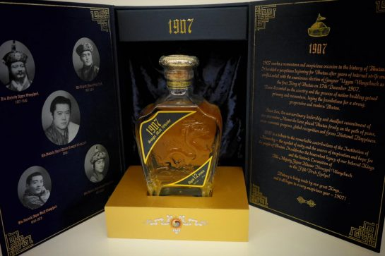 1907 - Limited Edition. Single Malt Whisky