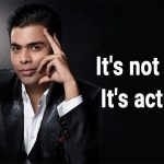 koffee with karan unknown facts