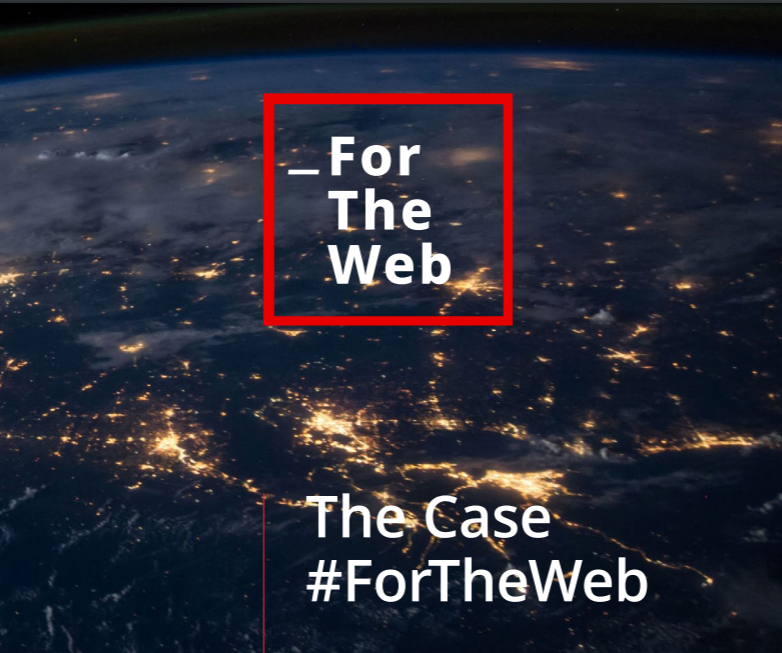 The Case For The Web