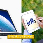 iPad Mini and iPad Air 2019