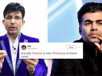 krk controversial tweets