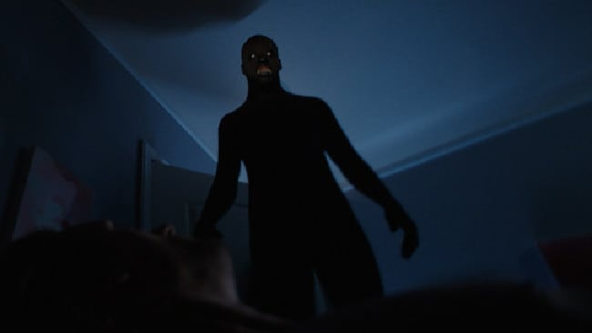 sleep paralysis - monster in the room