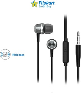 Flipkart SmartBuy Rich Bass Wired Metal Headset