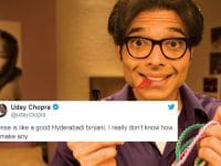 Uday Chopra Tweets