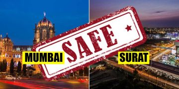 safest city in India