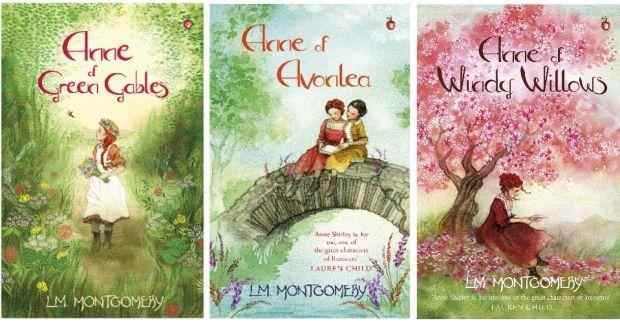 Anne Series by L M Montgomery