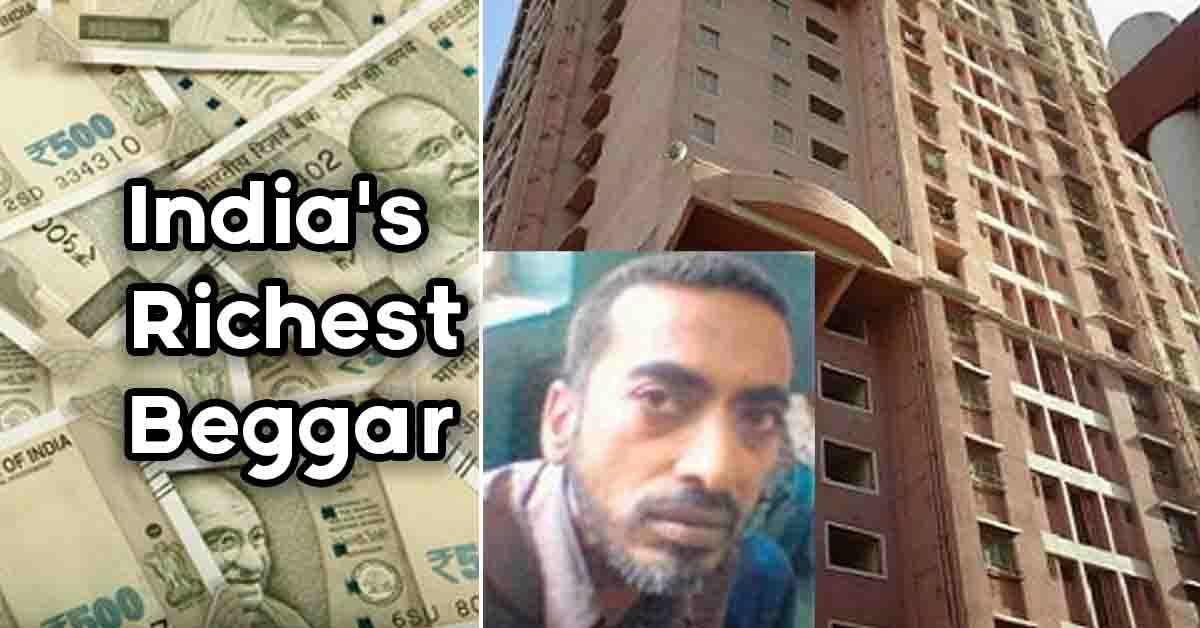 Indias richest beggar
