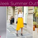 cheek & sleek summer outfits 2019