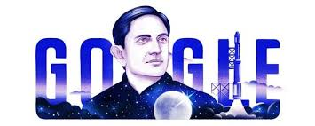 Vikram A Sarabhai 100th birth anniversary