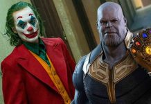 joker vs thanos