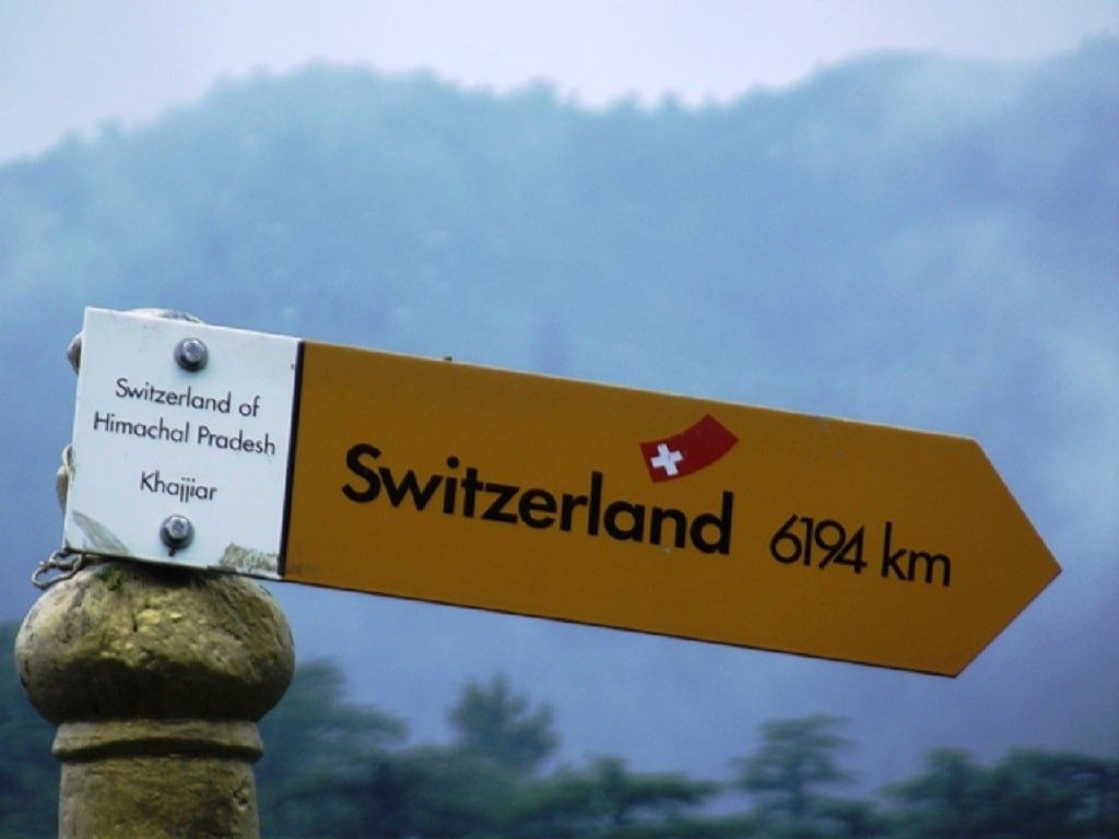 switzerland of india