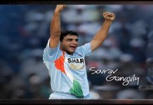 Sourav Ganguly's cricket records