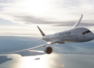 qantas longest flight ever
