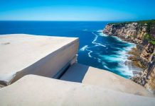 The Wedding Cake Rock, Australia