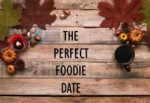the perfect foodie date