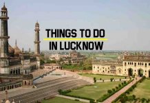 things to do in lucknow