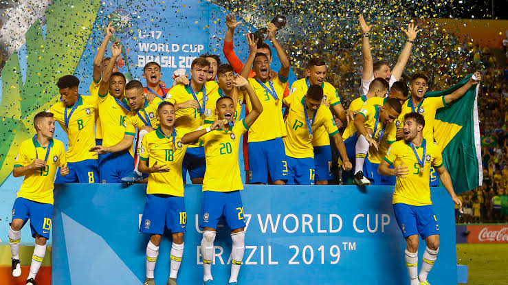 Brazil won the Under-17 World Cup