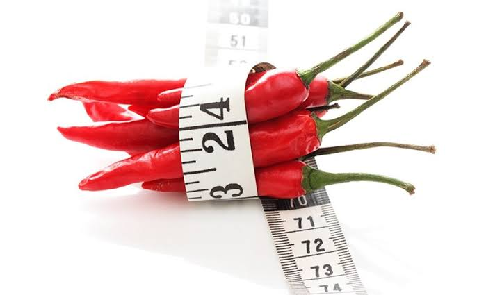 benefits of spicy food for weight loss