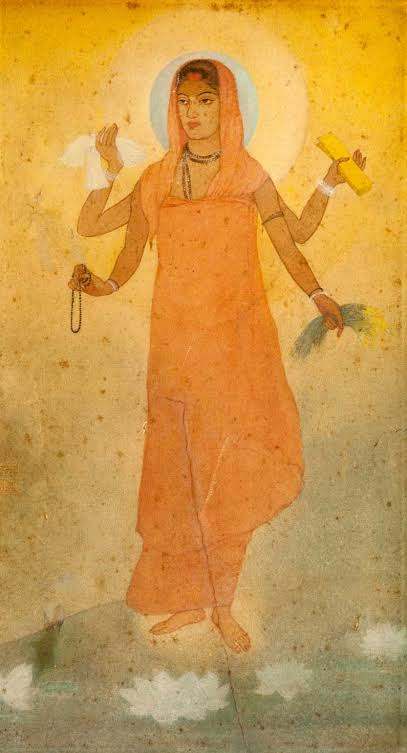 famous paintings of India bharatmata