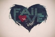 how to overcome love failure