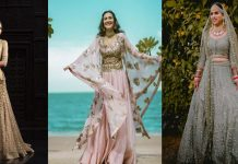 how to wear a dupatta in different styles