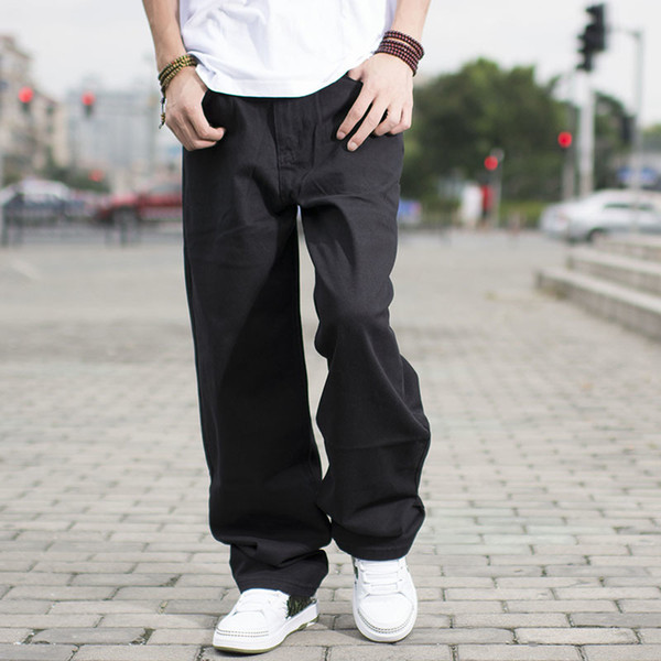 Loose fit types of jeans for men
