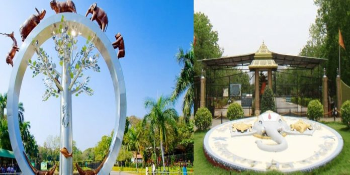 largest zoos in india