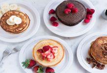 types of pancakes