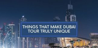 Things That Make Dubai Tour Truly Unique