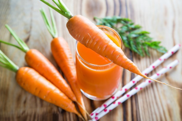 carrot for cancer