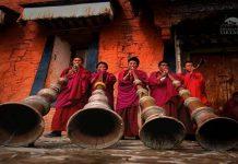 dungchen of tibet