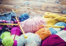 benefits of the art of knitting