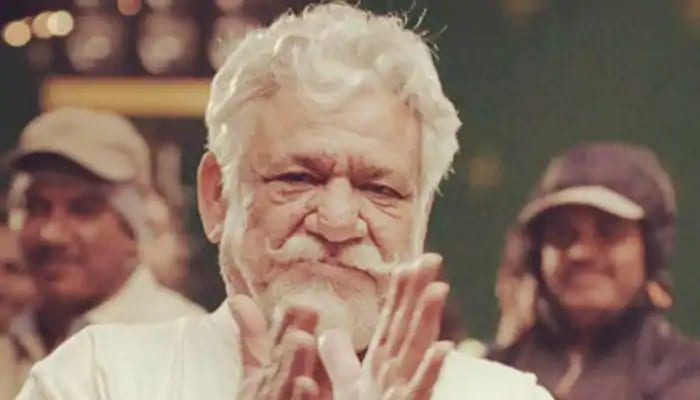 bollywood actor most movies Om Puri