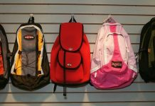 tips for choosing backpack