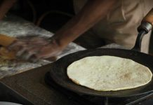 different types of chapati