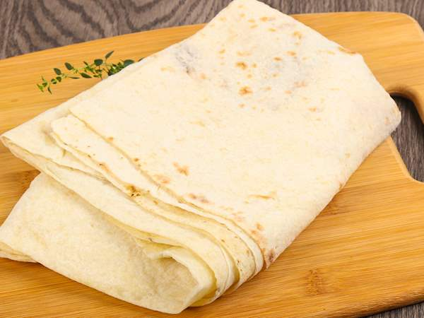 different types of chapati Lavash