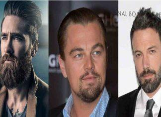 types of beard style